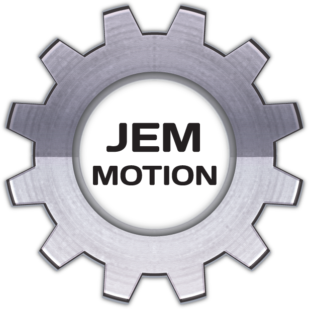 JEM Motion - Web Design logo
